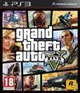 ROCKSTAR Sony PlayStation 3 Game GTA V PS3